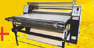 Rotary Heat Press SOT-64