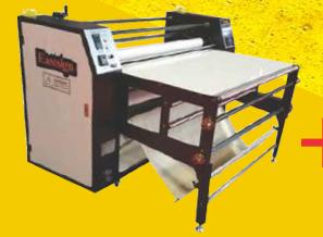 Rotary Heat Press SOT-1220
