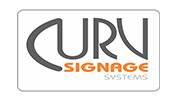 CURV Signage systems