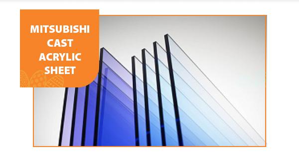 Mitsubishi cast acrylic sheet