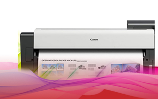 CAD printer graphic