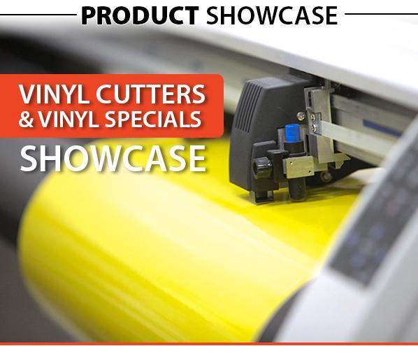 Vinyl Cutters & Vinyl Showcase