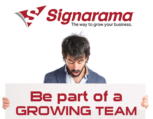 Be part of a growing team