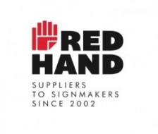 Red Hand Sign Supplies (Pty) Ltd logo