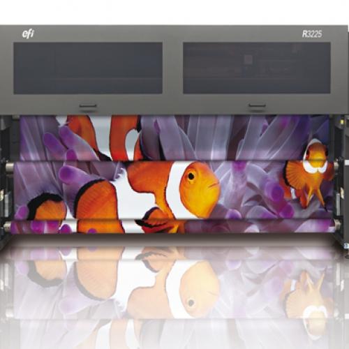 EFI'S UV EFI R3225 GETS WORLDWIDE INTRODUCTION AT ISA