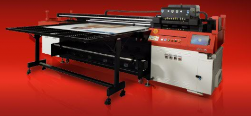 AGFA SHOWCASES VARIOUS INKJET PRINTERS AT FESPA DIGITAL