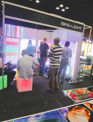 BING LIGHT LAUNCHES NEW PRODUCTS AT SIGN AFRICA DURBAN ROADSHOW