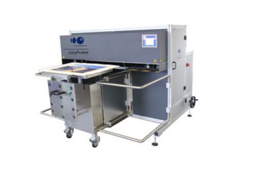 IMAGINGSOLUTIONS SHOWCASES EASYFRAME AT FESPA DIGITAL