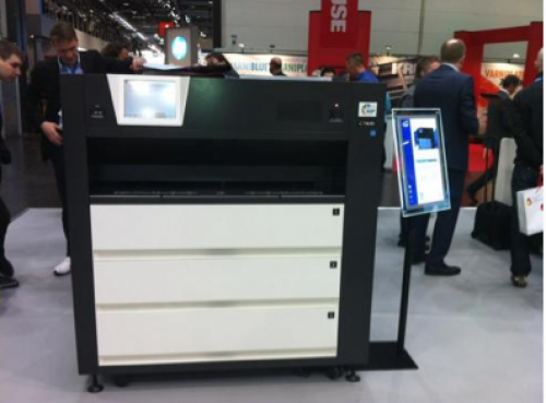 KIP INTRODUCES C7800 HIGH PRODUCTION COLOUR PRINT SYSTEM AT DRUPA
