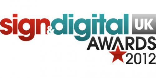 SIGN & DIGITAL UK ANNOUNCES 2012 AWARD WINNERS