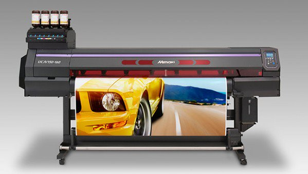 Mimaki Introduces UCJV300-160 And UCJV150-160 Printing And Cutting Solutions