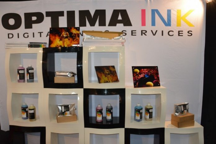 Optima Ink Showcases Alternative Inks At Sign Africa And FESPA Africa Expo