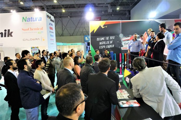 FESPA Eurasia Programme Includes Interactive Features