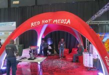 Red Hot Media Suppliers Exhibit Materials At Sign Africa And FESPA Africa Expo