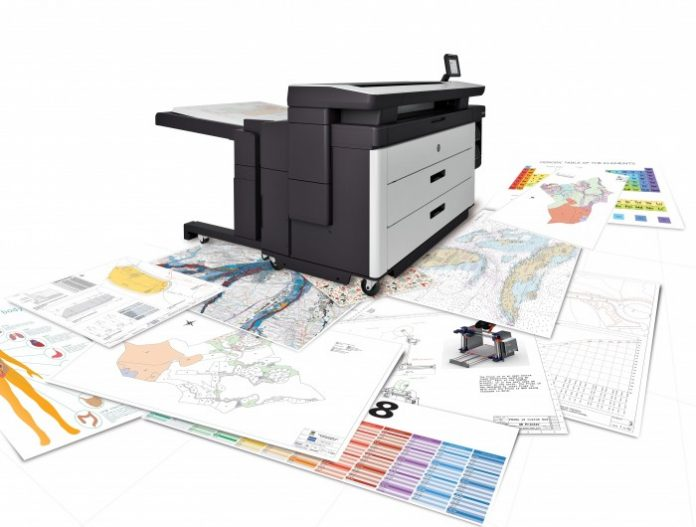 HP Pagewide XL 5100 Sets New Standards In Large Format Printing