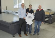 swissQprint Announces 200th Large Format Printer Installation In Germany