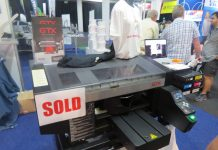 Colorscreen Sells Numerous Product Innovations At Sign Africa And FESPA Africa Expo.