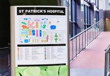 Vista System Provides Complete Signage Solution For Eastern Cape Hospital