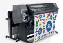 print and cut, Midcomp, HP latex