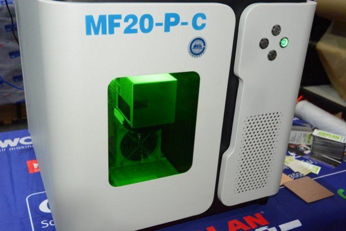 Chemosol Launches Fibre Laser Marker