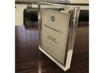 Midcomp Receives HP Partnership Award