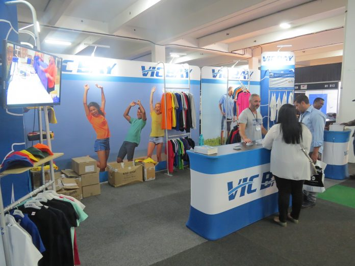 Vic Bay exhibiting extensive range at Sign Africa Durban Expo.
