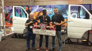 Speed Wrap Winner Crowned At Sign Africa Durban Expo