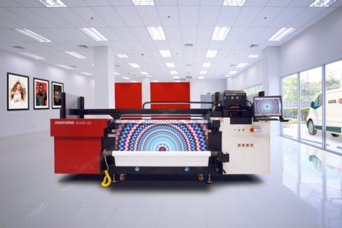 Agfa Unveils Anapurna H1650i .