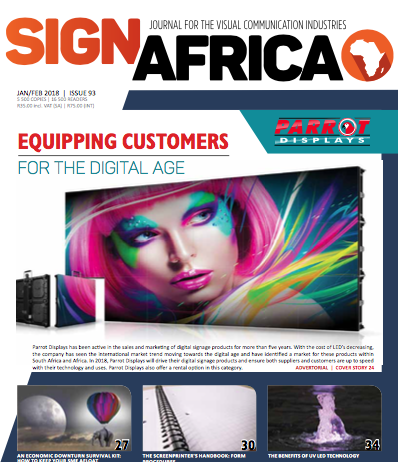Read The Latest Sign Africa Journal Online