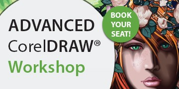 Book Your Seat For The First Ever Industry Focused CorelDRAW Training Workshop
