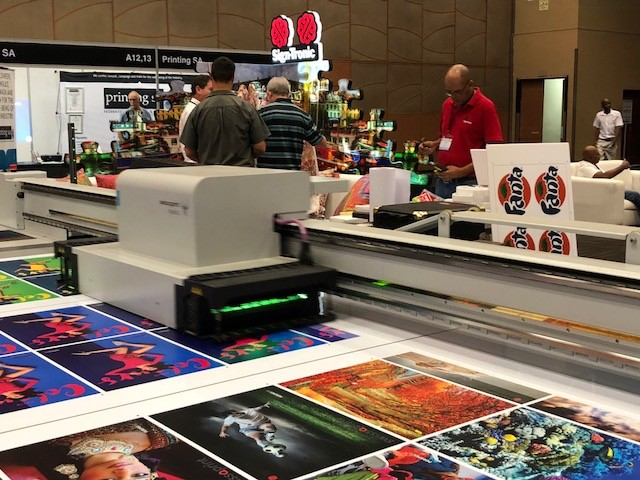 Sign-Tronic Sells And Delivers Six Printers The Week After Sign Africa Durban Expo