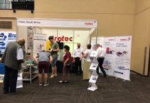 Trotec Showcases Speedy 100 Flexx At Sign Africa Durban Expo