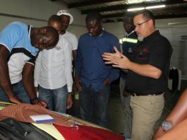 Botswana News: Fortma Hosts Successful Vehicle Wrapping Workshops