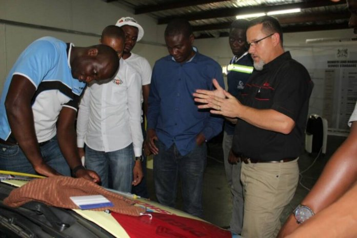 Botswana News: Fortma Hosts Successful Vehicle Wrapping Workshops