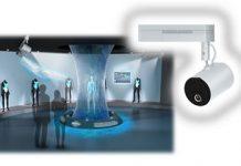 Epson Announces LightScene EV-100 Series