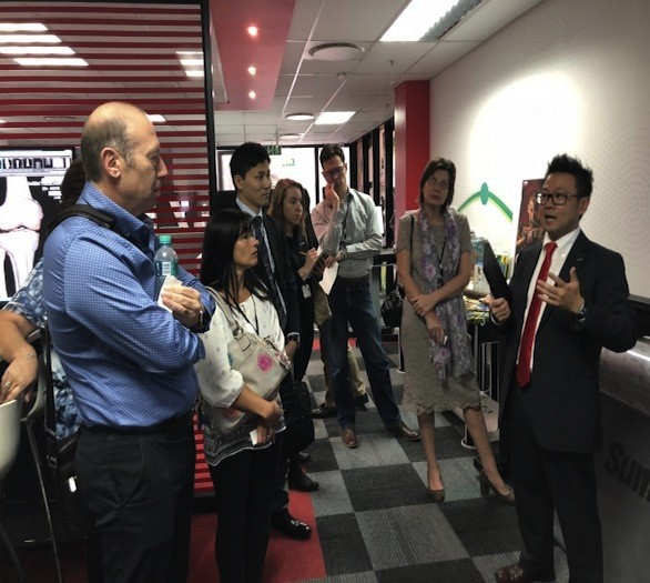 Fujifilm South Africa showcases wide product range and applications at new innovation centre.