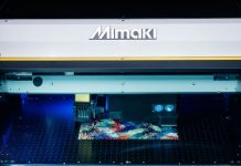 Mimaki Showcasing Printers And Samples