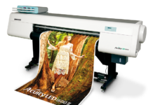 Fujifilm exhibiting Acuity LED 1600 II and more at Sign Africa Zambia Expo.