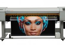 Mutoh Europe Premiering ValueJet 1638UR