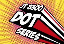 New MacTac JT 8300 Dot Series Features Easy And Fast Application