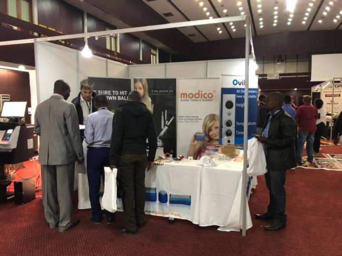 Exhibitors report quality visitors and sales at Sign Africa Zambia Expo.