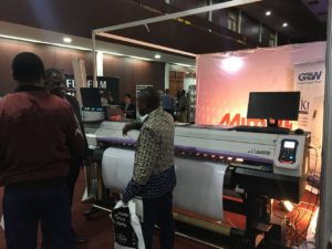 Sign Africa Zambia Expo reports increase in sales.
