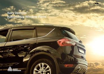 Avery Dennison announces new range of vehicle films.