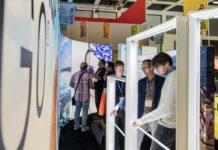 European Sign Expo sees increased visitor attendance.