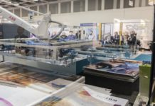 FESPA reports interest from first digital corrugated experience.