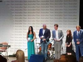 Mimaki celebrates long term partnership with Stars Innovation.