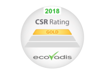 Canon awarded the EcoVadis Gold Rating for fourth consecutive year.