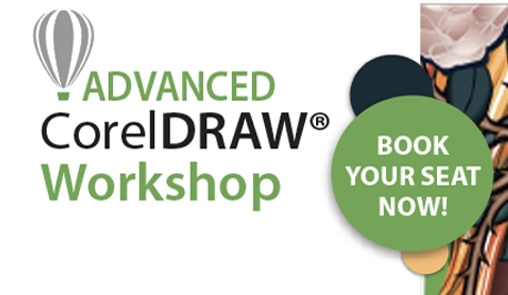 Advanced CorelDRAW Workshop to be hosted at upcoming Sign Africa and FESPA Africa Expo.