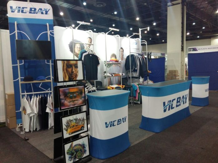 Vic Bay Exhibiting Extensive Range At Sign Africa And FESPA Africa Expo