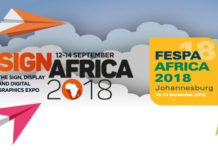 Take off with the largest signage and printing expo in Africa.
